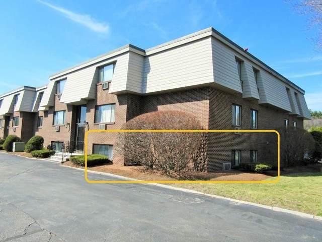 9 Hallmark Gdns #3, Burlington, MA 01803 (MLS #72598141) :: Westcott Properties