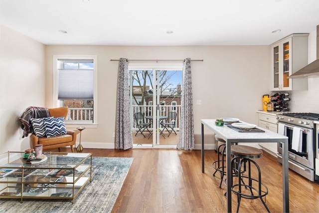 322 Athens St #6, Boston, MA 02127 (MLS #72598212) :: Westcott Properties