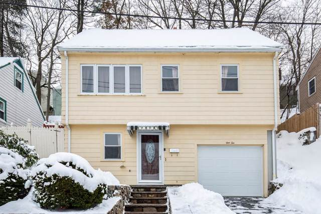 110 Amherst Ave, Waltham, MA 02451 (MLS #72598231) :: Conway Cityside