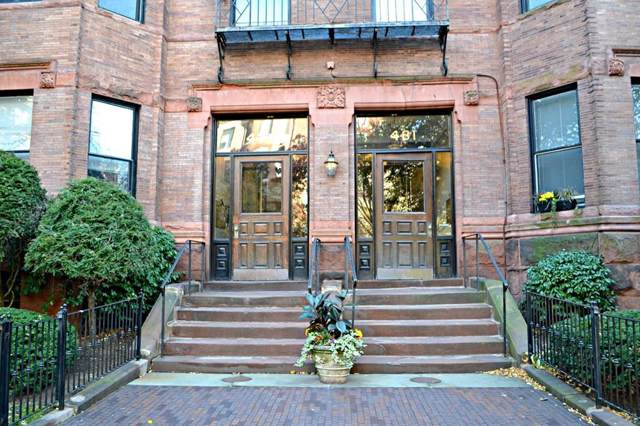 479 Beacon Street #22, Boston, MA 02115 (MLS #72598252) :: Westcott Properties