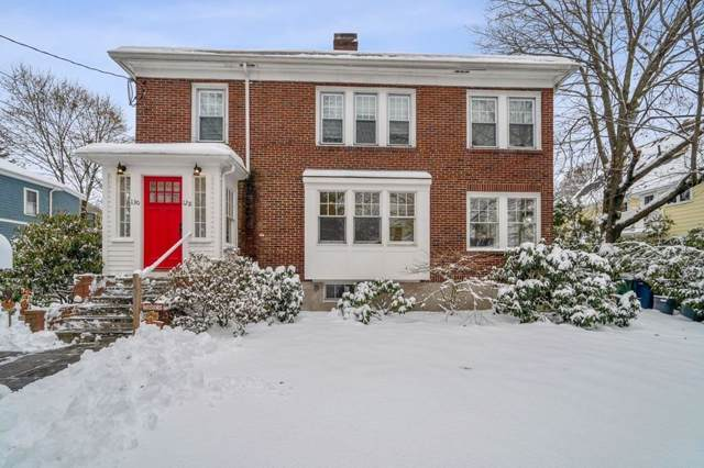 128 Cabot St #128, Newton, MA 02458 (MLS #72598287) :: Conway Cityside