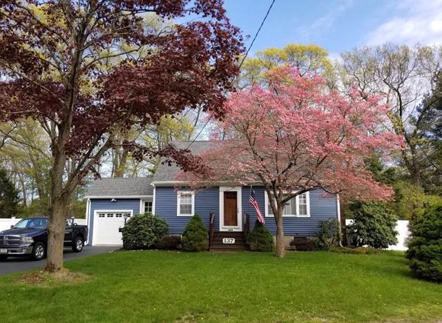 137 Belmon Street, Weymouth, MA 02188 (MLS #72598329) :: Berkshire Hathaway HomeServices Warren Residential