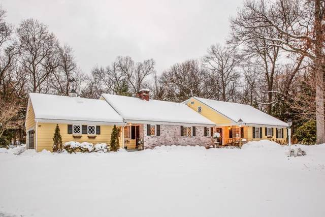81 Overlook Drive, Westfield, MA 01085 (MLS #72598344) :: Berkshire Hathaway HomeServices Warren Residential
