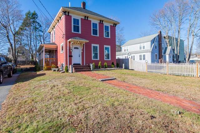 48 Franklin Ave, Rockland, MA 02370 (MLS #72598370) :: Driggin Realty Group
