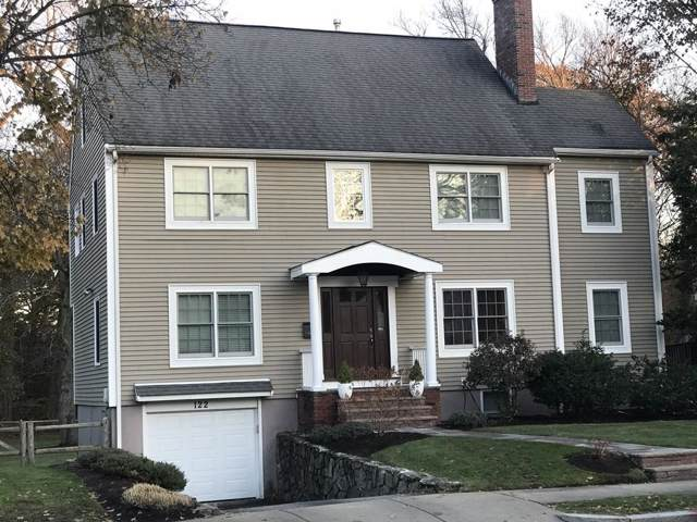 122 Upland Avenue, Newton, MA 02461 (MLS #72598399) :: The Muncey Group