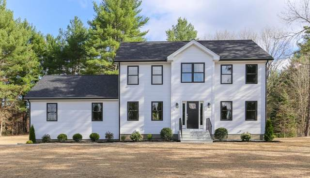 Lot 12 Edgewood Rd, Southborough, MA 01772 (MLS #72598435) :: The Muncey Group