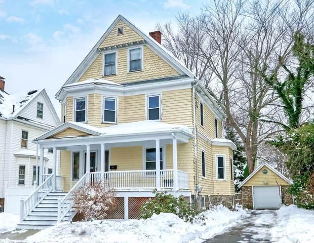 507 Lebanon St, Melrose, MA 02176 (MLS #72598457) :: Berkshire Hathaway HomeServices Warren Residential