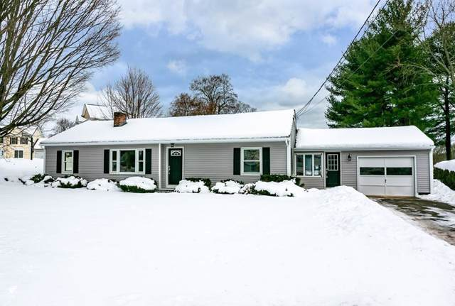805 Old Connecticut Path, Framingham, MA 01701 (MLS #72598505) :: The Gillach Group