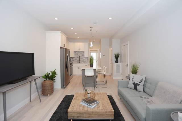 67 Webster Street #2, Boston, MA 02128 (MLS #72598508) :: The Gillach Group