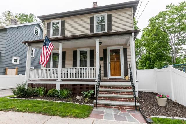 35 Glenellen Rd, Boston, MA 02132 (MLS #72598569) :: Conway Cityside