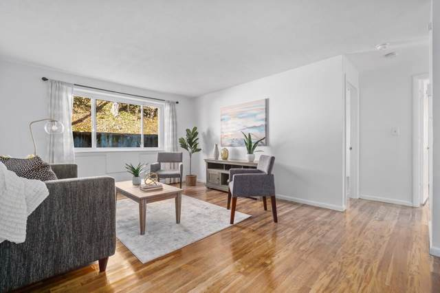 365 Faneuil St #8, Boston, MA 02135 (MLS #72598619) :: Driggin Realty Group