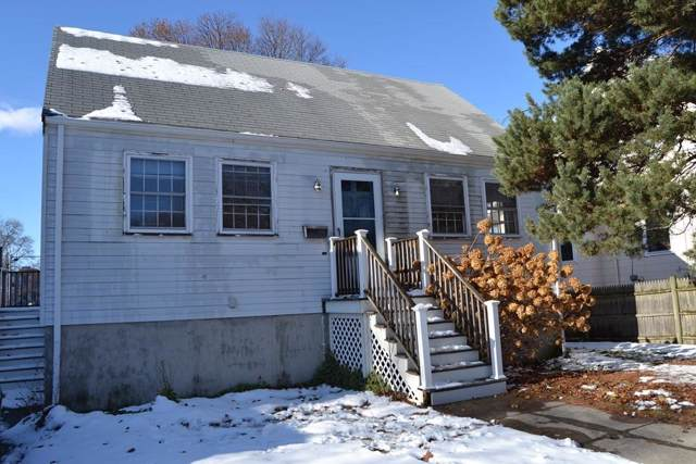 22 Sewall St., Quincy, MA 02170 (MLS #72598650) :: Westcott Properties