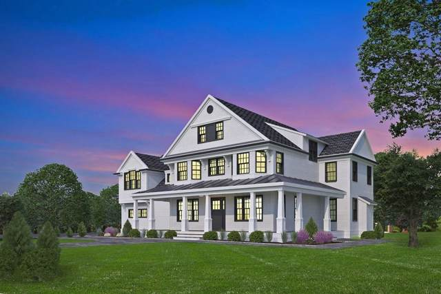0 Fair's Lane- Lot 2, Natick, MA 01760 (MLS #72598685) :: Maloney Properties Real Estate Brokerage