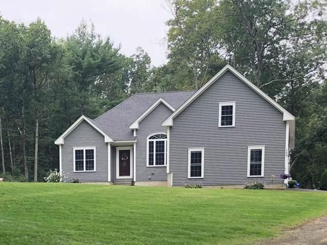 105 Glenwood Rd, Rutland, MA 01543 (MLS #72598757) :: Spectrum Real Estate Consultants
