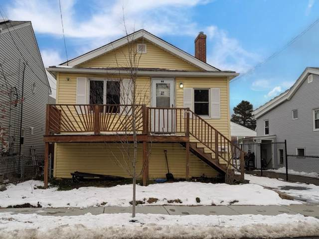 44 Fowler Ave, Revere, MA 02151 (MLS #72598810) :: Exit Realty