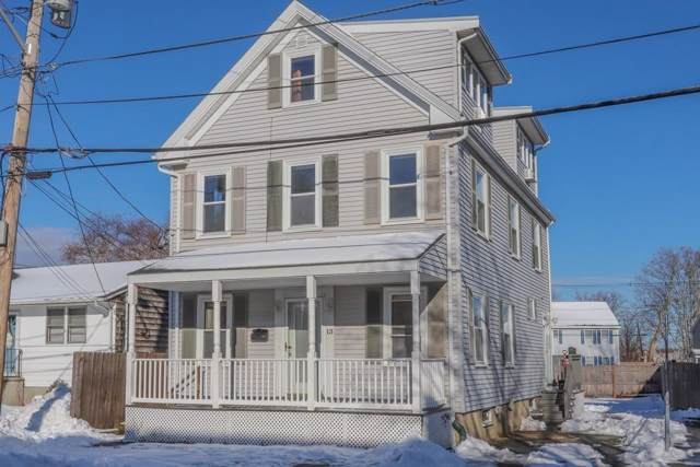 13 Osgood St #1, Salem, MA 01970 (MLS #72598815) :: Anytime Realty