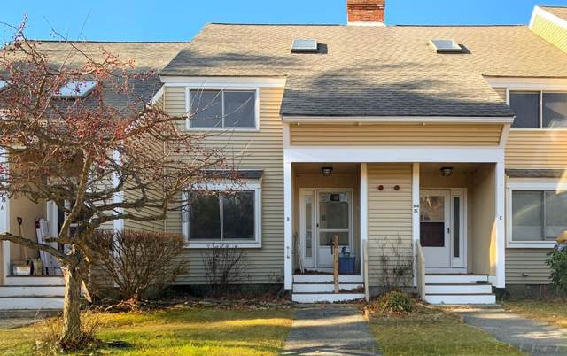 168 Ayer Rd B3, Shirley, MA 01464 (MLS #72598854) :: Anytime Realty
