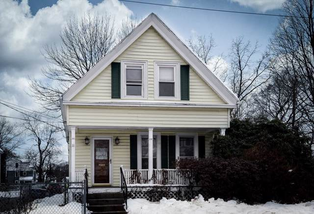 11 Cottage Street, Natick, MA 01760 (MLS #72598861) :: Anytime Realty