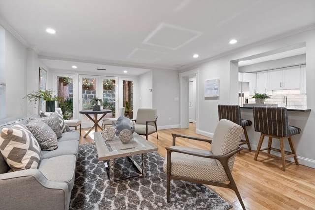 69 Pinckney Street #1, Boston, MA 02114 (MLS #72598880) :: Westcott Properties