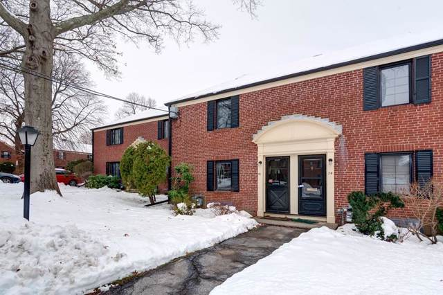 81 Pierce Rd #81, Watertown, MA 02472 (MLS #72598908) :: Westcott Properties