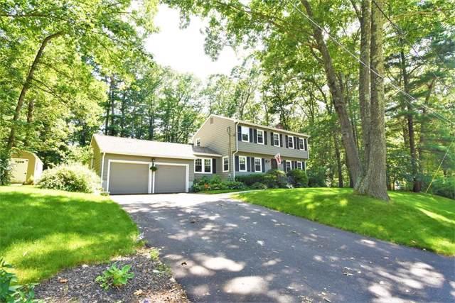 413 Beverly Rd, Franklin, MA 02038 (MLS #72598948) :: Westcott Properties
