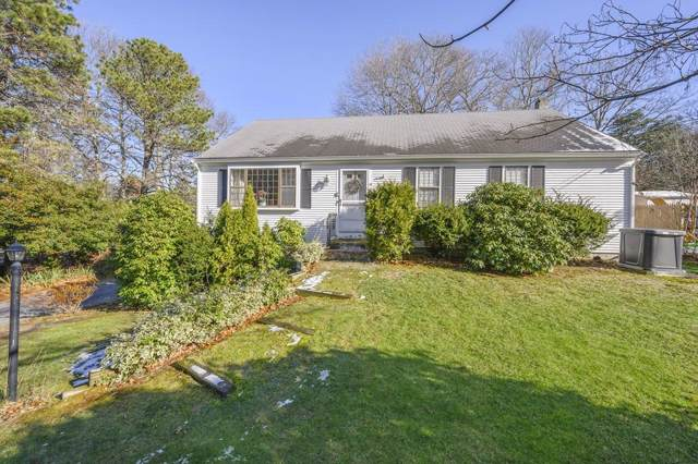 14 Barberry Ln, Barnstable, MA 02648 (MLS #72598950) :: Trust Realty One