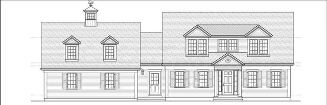 5 Carriage House Way Lot 16, Scituate, MA 02066 (MLS #72598966) :: Driggin Realty Group