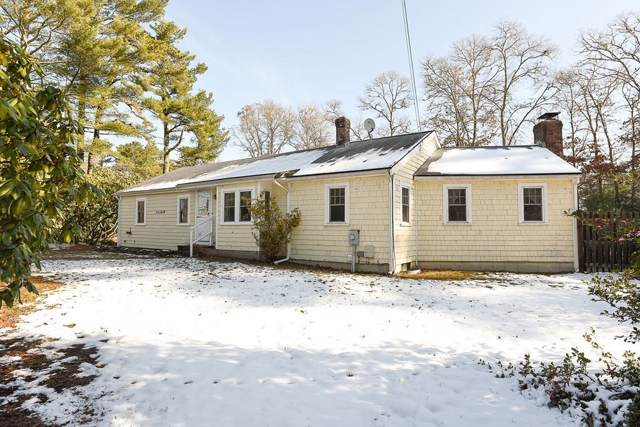 156 Indian Neck Rd, Wareham, MA 02571 (MLS #72599085) :: Driggin Realty Group