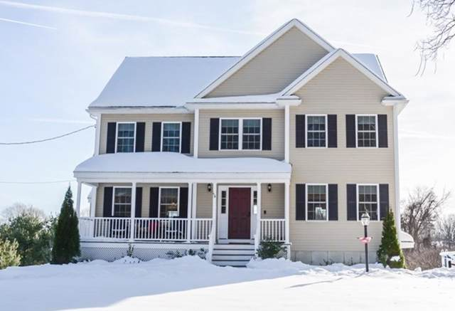 194 Pine Hill Rd, Chelmsford, MA 01824 (MLS #72599311) :: Conway Cityside