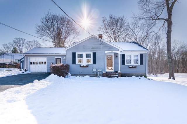793 South Ave, Whitman, MA 02382 (MLS #72599352) :: Conway Cityside