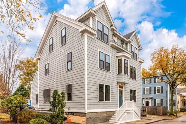 19 Pickman Street #1, Salem, MA 01970 (MLS #72599364) :: Exit Realty