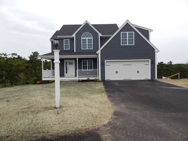 26 Blue Gill Lane, Plymouth, MA 02360 (MLS #72599372) :: Conway Cityside