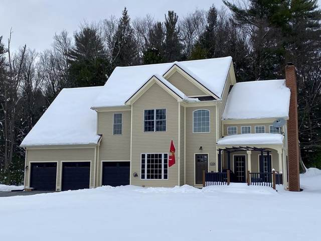 240 E Oxbow Road, Charlemont, MA 01339 (MLS #72599424) :: Conway Cityside