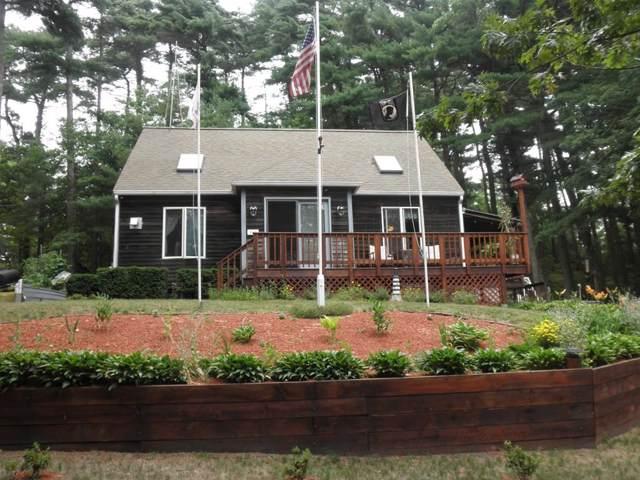 60 Mayflower Ridge Dr, Wareham, MA 02571 (MLS #72599502) :: revolv