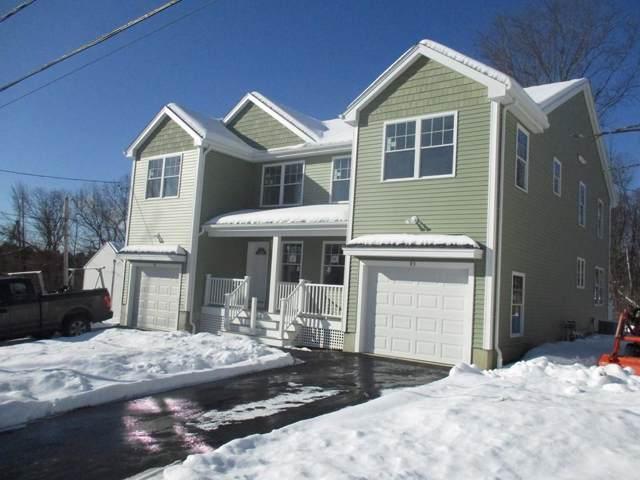 95 Pleasant View Avenue #95, Haverhill, MA 01830 (MLS #72599507) :: revolv