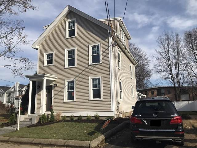 220 Chapel Street, Newton, MA 02458 (MLS #72599543) :: The Muncey Group
