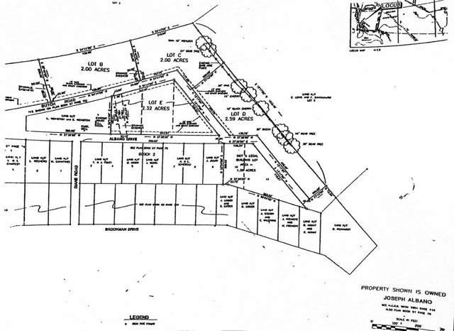 Lots B,C,D Albano Drive, Blandford, MA 01008 (MLS #72599589) :: Kinlin Grover Real Estate