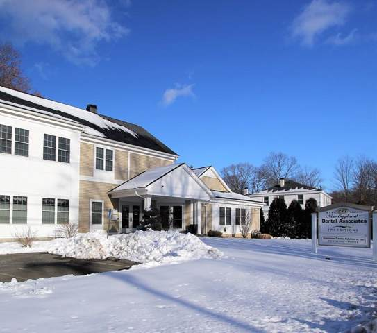 233 W Central St #4, Franklin, MA 02038 (MLS #72599630) :: Anytime Realty