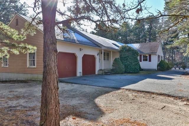 39 Benjamin Way, Yarmouth, MA 02673 (MLS #72599635) :: Kinlin Grover Real Estate