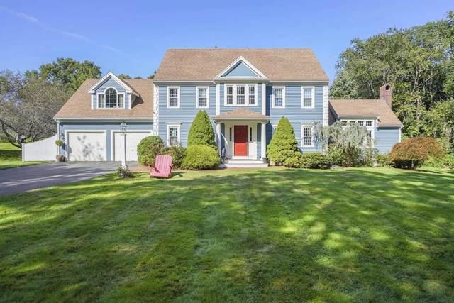 280 High St, Duxbury, MA 02332 (MLS #72599638) :: Kinlin Grover Real Estate