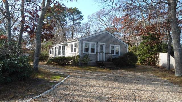 50 Hazelwood Rd, Dennis, MA 02660 (MLS #72599671) :: Welchman Real Estate Group