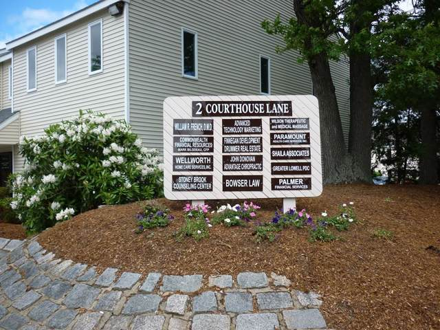 2 Courthouse Lane 14Front, Chelmsford, MA 01824 (MLS #72599723) :: Anytime Realty