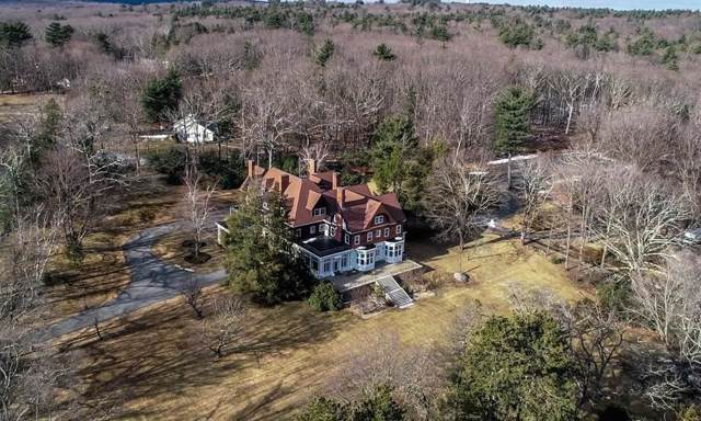 120 Hill St. (Whitin Lasell Manor), Northbridge, MA 01588 (MLS #72599730) :: Primary National Residential Brokerage