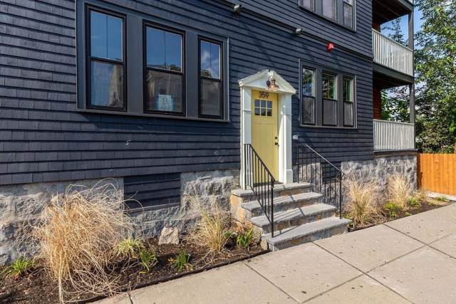 359 Park #2, Boston, MA 02124 (MLS #72599771) :: Primary National Residential Brokerage