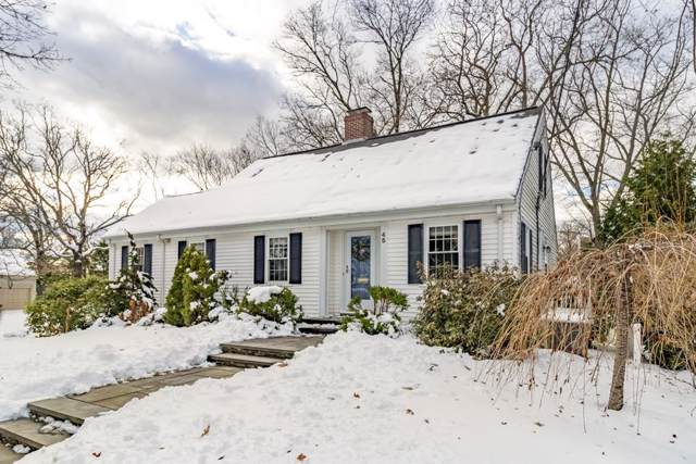 45 Hickory Cliff Rd, Newton, MA 02464 (MLS #72599834) :: The Muncey Group