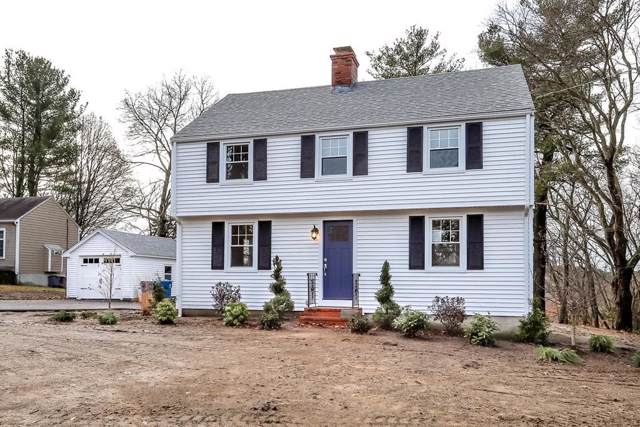 10 Flagstaff Hill Ter, Canton, MA 02021 (MLS #72599842) :: The Muncey Group