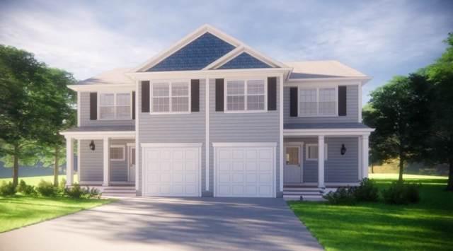 120 Union St #1, Franklin, MA 02038 (MLS #72599883) :: Maloney Properties Real Estate Brokerage