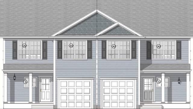 122 Union St #2, Franklin, MA 02038 (MLS #72599884) :: Maloney Properties Real Estate Brokerage