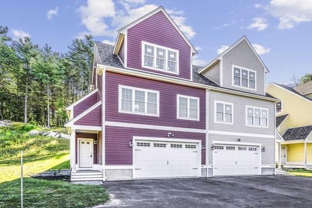35 Valley Street #35, Norfolk, MA 02056 (MLS #72600052) :: Maloney Properties Real Estate Brokerage