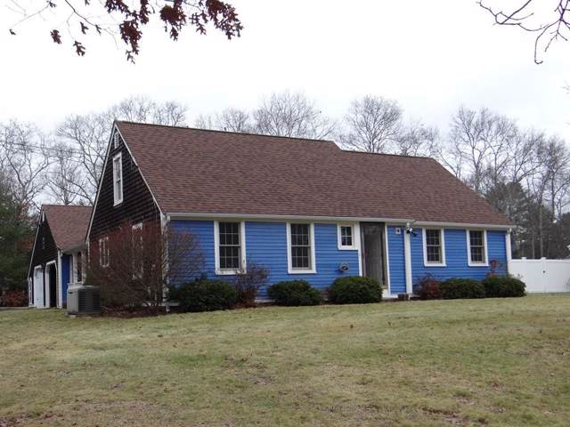 52 Micajah Pond Rd, Plymouth, MA 02360 (MLS #72600058) :: Conway Cityside